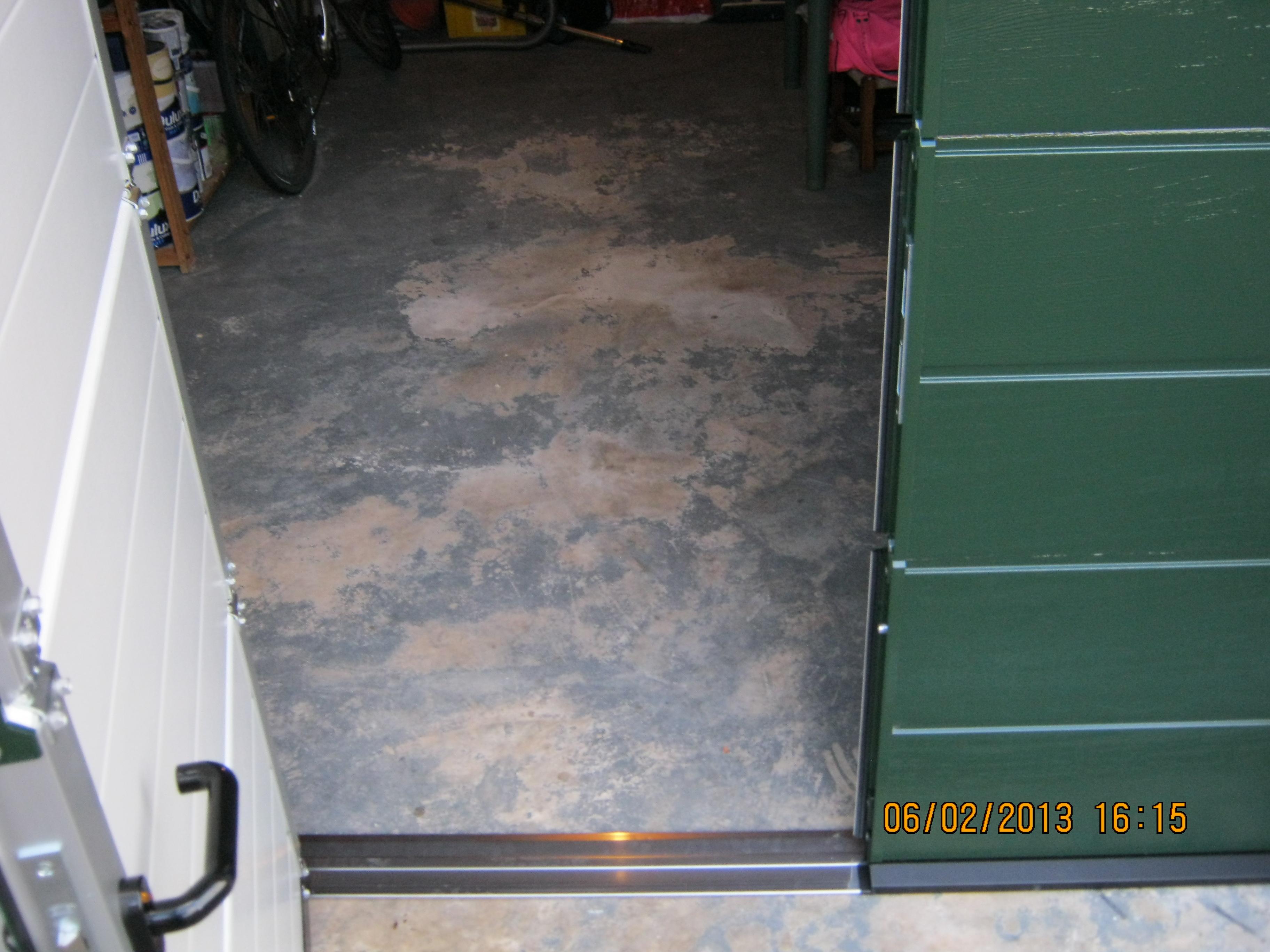 Dorset garage doors sectional door with wicket door rubansaba