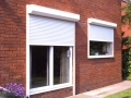 SWS security window shutters
