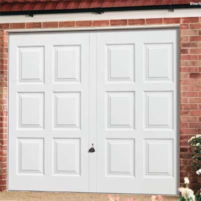 4 Dorset Garage Doors