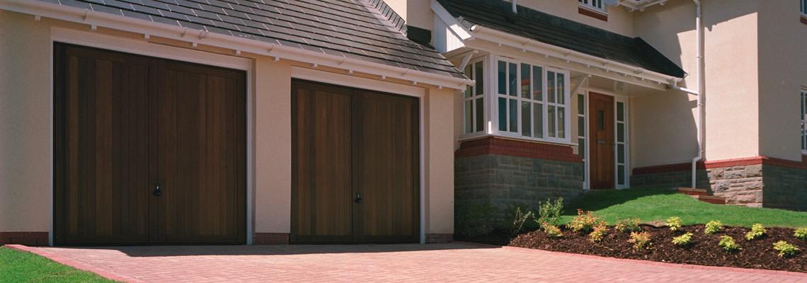 Home Dorset Garage Doors