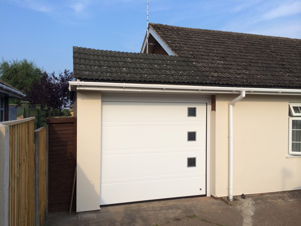 Side Hinged Ryterna Garage Doors Dorset Garage Doors