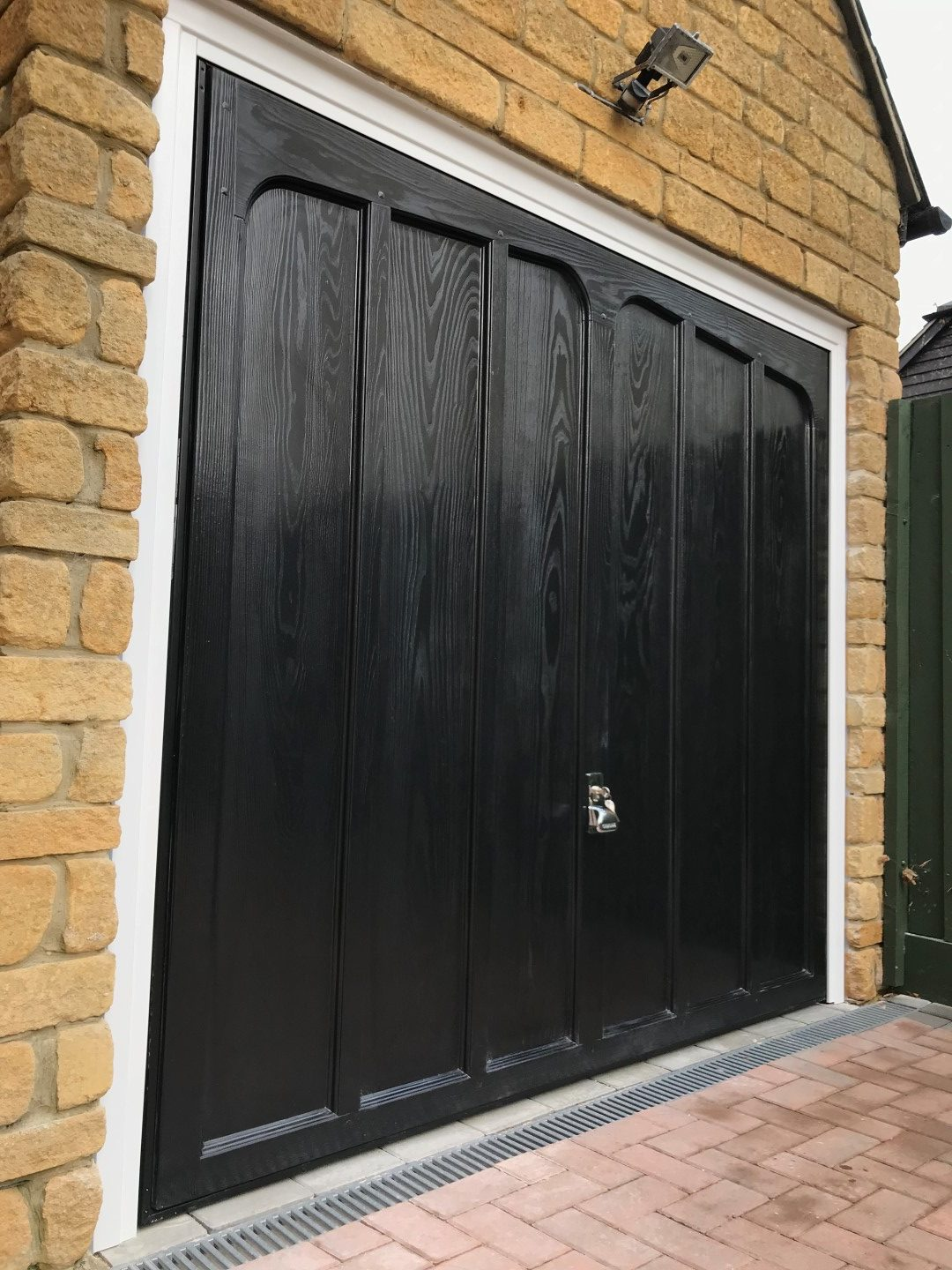 Maintenance Free Garage Door Dorset Garage Doors