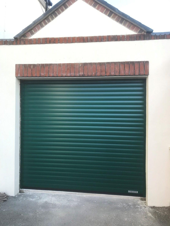 automated roller garage door dorset garage doors. Black Bedroom Furniture Sets. Home Design Ideas