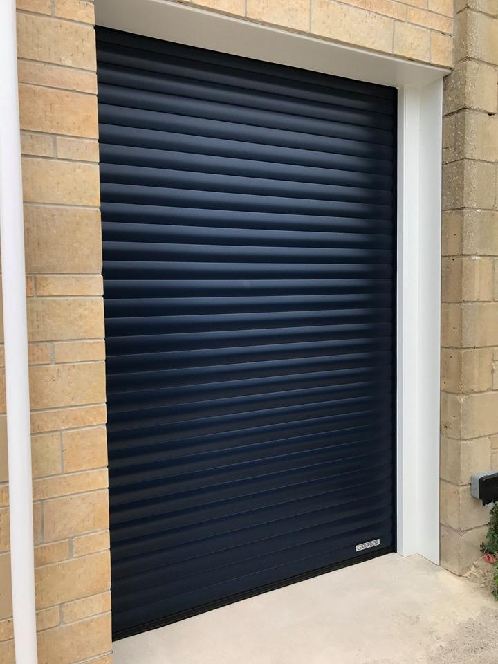 High Lift Automated Roller Door Dorset Garage Doors
