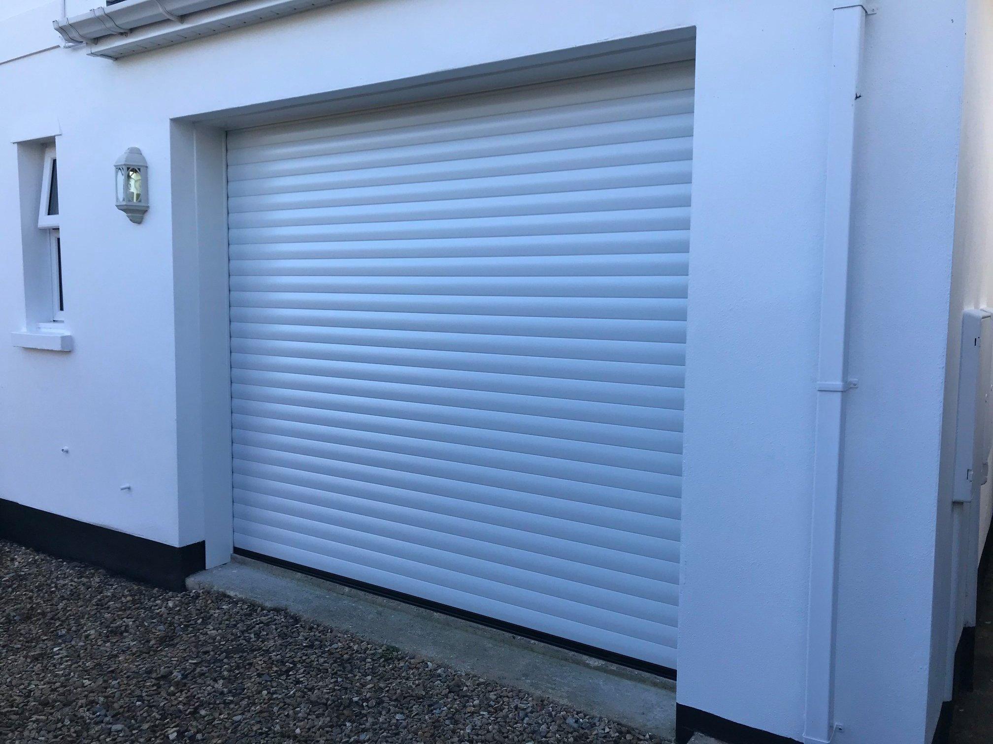 Up Amp Over Amp Roller Door Installations Dorset Garage Doors